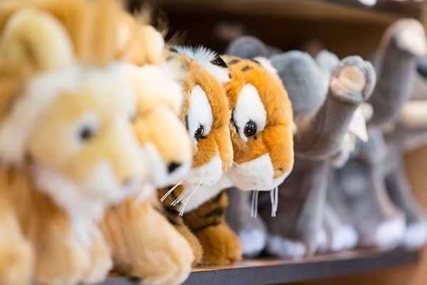 Shop for stocking fillers and animal themed gifts at our Gatehouse Gift Shops